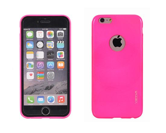 Silikonové pouzdro Jelly Slim pro iPhone 6   6s fb48b41f5a6